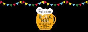 Český pivní festival Praha 2018